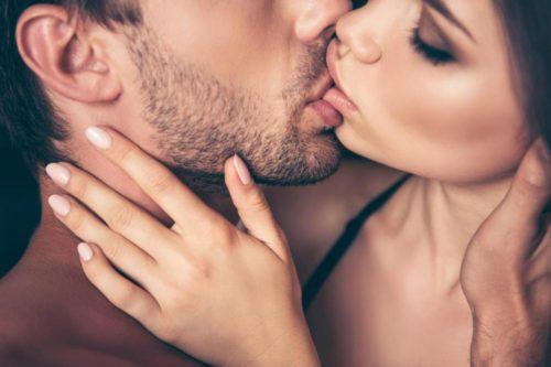Что значит французский поцелуй?