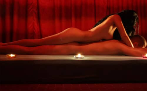 релакс в эротическом массаже