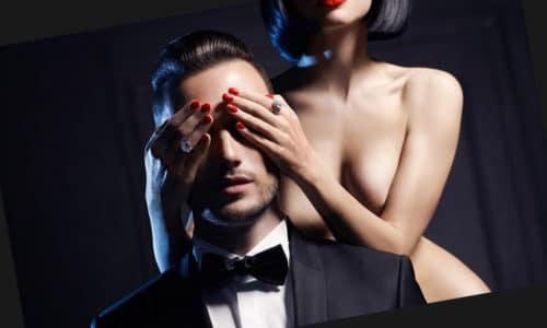 Эротический массаж и ролевые игры
