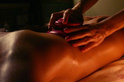 эротический массаж с продолжением