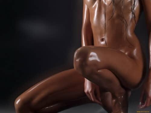 Боди массаж для мужчин. Подготовка, эффект, техника.